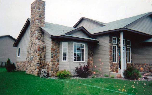 Stone Facade and Fireplace Masonry
