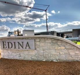 Edina Monument Sign